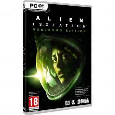 Joc PC Sega Alien Isolation Nostromo Edition - Jocuri PC Sega, Shooting, Single player