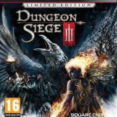 Joc consola Square Enix Dungeon Siege III PS3 - Jocuri PS3 Square Enix, Actiune, 12+