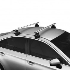 Thule - VOLKSWAGEN Golf (VI) 5 usi Hatchback cu pavilion normal, cu bare WingBar - Bare Auto longitudinale