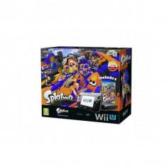 Consola Nintendo Wii U Premium cu joc Splatoon