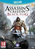 Joc consola Ubisoft ASSASSINS CREED 4 BLACK FLAG D1 EDITION Pentru WIIU, 18+