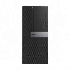 Sistem desktop Dell Optiplex 3040 MT Intel Core i3-6100 4GB DDR3 500GB HDD Windows 10 Pro Black - Sisteme desktop fara monitor