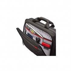 Case Logic Geanta notebook 15.6 inch DLC115 - Geanta laptop Case Logic, Nailon, Negru