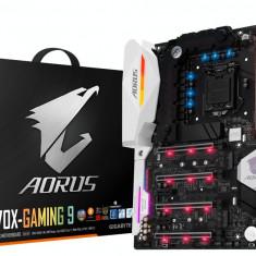 Placa de baza Gigabyte GA-Z270X-Gaming 9 Socket LGA1151 ATX, Pentru INTEL, DDR4