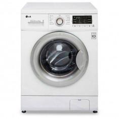 Masina de spalat rufe LG F12B8NDA7 A+++ 1200 rpm 6kg alba, A+++