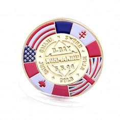 Moneda comemorativa (4) - UNC, America de Nord, An: 2016, Fier