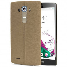 Husa Protectie Spate LG CPR-110 bej pentru LG G4