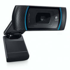 Camera web Logitech B910 HD 5MP Black - Webcam