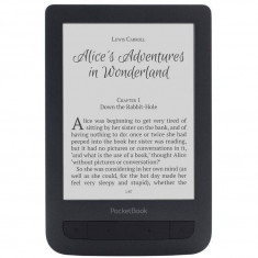 EBook reader PocketBook Basic Touch 2 E Ink Carta Ecran tactil 8GB WiFi Black
