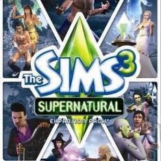 Joc PC EA The Sims 3 Supernatural - Jocuri PC Electronic Arts, Simulatoare, 12+, Single player