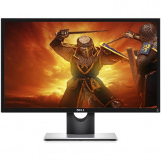 Monitor LED Gaming Dell SE2417HG 23.6 inch 2ms Black, 23 inch