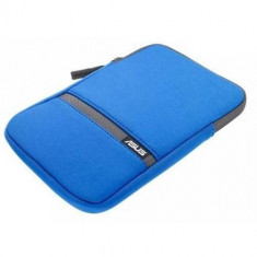 Husa tableta Asus Zippered 7 inch albastru