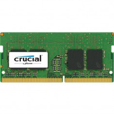 Memorie laptop Crucial 8GB DDR4 2400 MHz CL17 Single Rank - Memorie RAM laptop
