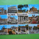 HOPCT 29653 ITALIA ROMA -NECIRCULATA, Printata