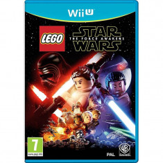 Joc consola Warner Bros Entertainment LEGO Star Wars The Force Awakens Wii U - Jocuri WII U