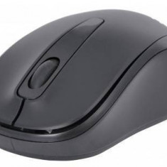 Mouse wireless Manhattan Optic 1000 dpi Black, Optica