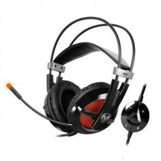 Casti gaming Somic G938 Black - Casca PC Somic, USB