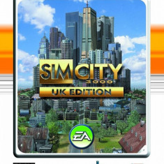 Joc PC EA Sim City 3000 UK Edition - Jocuri PC Electronic Arts, Simulatoare, 12+, Single player