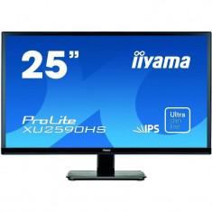 Monitor LED Iiyama ProLite XU2590HS-B1 25 inch 5ms Black, 1920 x 1080