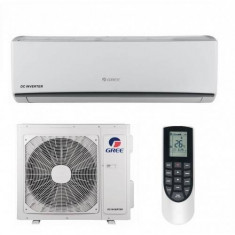 Aparat aer conditionat Gree LOMO GWH24QD-K3DNA1A Inverter 24000BTU WI-FI Optional A++/A+ Alb, A++, Standard