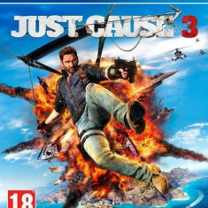 Joc consola Square Enix Just Cause 3 PS4 - Jocuri PS4 Square Enix, Role playing, 18+