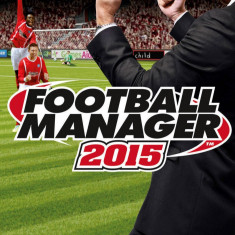 Joc PC Sega FOOTBALL MANAGER 2015, Sporturi, 3+, Single player