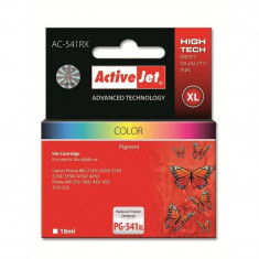 Consumabil ActiveJet Cartus compatibil Canon CL-541 XL Color (18 ml)
