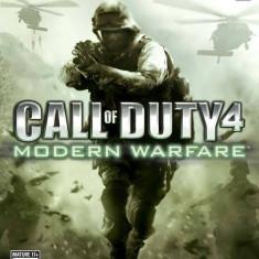 Joc consola Activision Call of Duty 4 Modern Warfare XB360