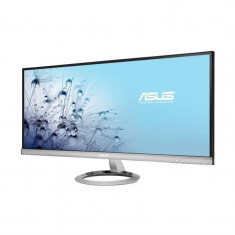 Monitor Asus MX299Q Ultra Wide 29 inch 5ms GTG IPS LED Black - Monitor LED Asus, Mai mare de 27 inch