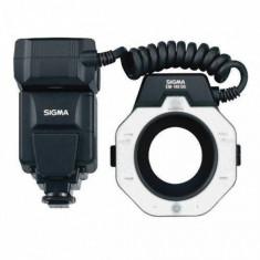 Blitz Sigma EM-140 DG I-TTL Macro RingFlash pentru Nikon