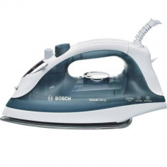 Fier de calcat Bosch TDA2365 2200W, Alb/Gri, Palladium-Glissee