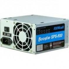 Sursa Inter-Tech Booster SPS-520 - Sursa PC Inter-tech, 520 Watt
