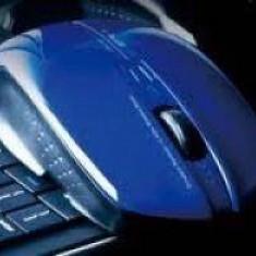 Mouse wireless E-Blue Smarte II Blue