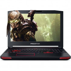 Laptop Acer Predator G9-593-73J7 15.6 inch Full HD Intel Core i7-6700HQ 8GB DDR4 256GB SSD nVidia GeForce GTX 1070 8GB Linux Black