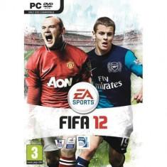 Joc PC EA Sports FIFA 12 - Jocuri PC Electronic Arts, Sporturi, 3+, Single player