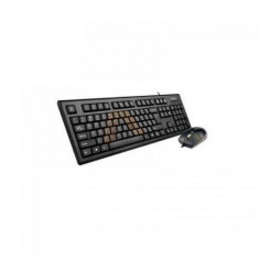 Kit tastatura si mouse A4Tech KRS-8572 USB
