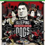 Joc consola Square Enix Sleeping Dogs Definitive Limited Edition - XBOX ONE - Jocuri Xbox One Square Enix, Actiune, 18+