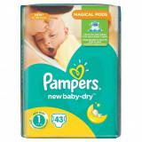 Scutece PAMPERS New Baby 1 Mini 43 buc