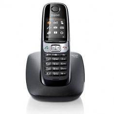 Telefon fix Gigaset C620 fara fir Negru