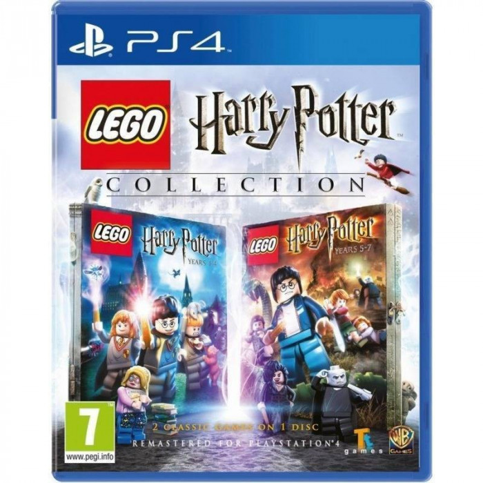 Joc consola Warner Bros Lego Harry Potter Collection PS4 foto mare