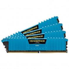 Memorie Corsair Vengeance LPX Blue 32GB DDR4 2666 MHz CL16 Quad Channel Kit - Memorie RAM