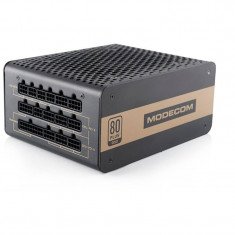 Sursa Modecom Volcano 650W 80 Plus Gold Modulara - Sursa PC
