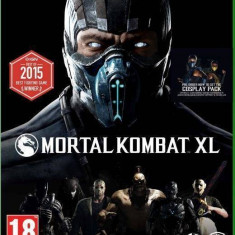 Joc consola Warner Bros Mortal Kombat XL Xbox One, Actiune, 18+
