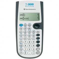 Calculator de birou Texas Instruments TI-30XB MultiView