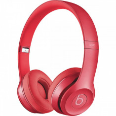 Casti Beats Solo 2 Royal Blush Rose Monster Beats by Dr. Dre, Casti Over Ear, Cu fir, Mufa 3, 5mm