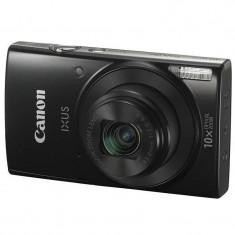 Aparat foto compact Canon Ixus 180 20 Mpx zoom optic 10x WiFi Negru
