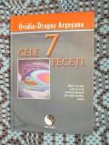 Ovidiu - Dragos ARGESANU - CELE 7 PECETI (CARTONATA, DE LUX - NOUA!!!)