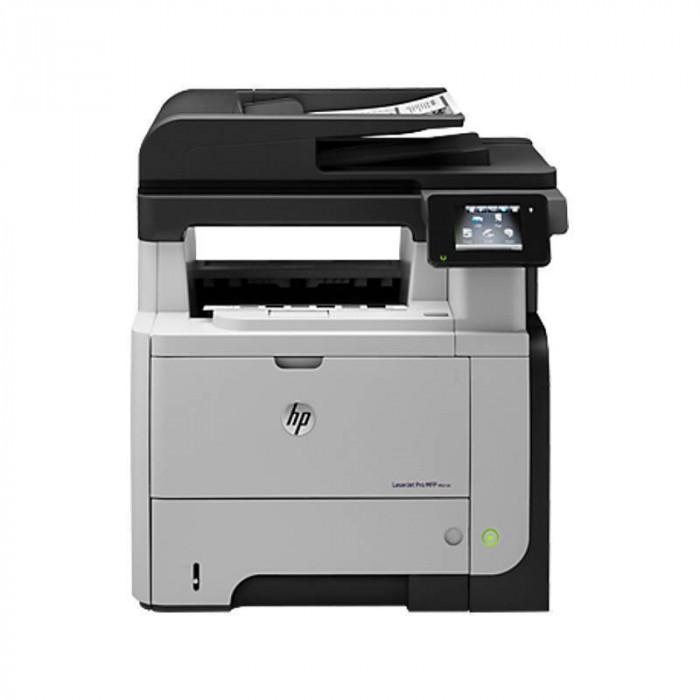 Multifunctionala HP LaserJet Pro M521dw Fax A4 Laser WiFi Duplex Monocrom foto mare