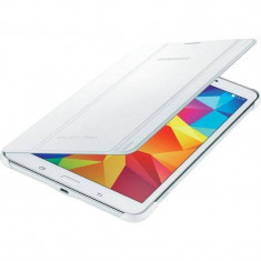 Husa tableta Samsung EF-BT330BWEGWW Book alba pentru Samsung Galaxy Tab 4 8 inch T330