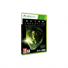 Joc consola Sega Alien Isolation Nostromo Edition Xbox 360 - Jocuri Xbox 360 Sega, Actiune, 18+